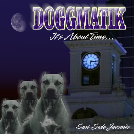 CD Cover Family DogMatic